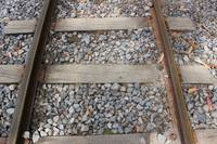 Steel Railway Tracks