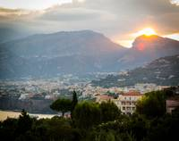 Sunrise in Sorrento, Italy (2)