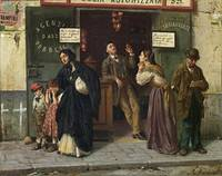 Eduardo Matania, Pawn Shops In 1870s