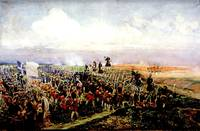 Edouard Detaille, The Battle of Fontenoy