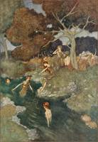 Edmund Dulac SHAKESPEARE`S COMEDY OF THE TEMPEST (