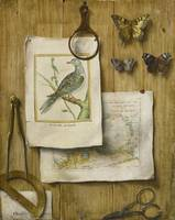 French School, late 18th century A TROMPE L'OEIL W