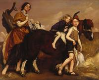 George W Lambert - Holiday in Essex
