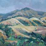 """Mount Diablo"" by letspainttv"
