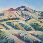 """Mount Diablo #2"" by letspainttv"