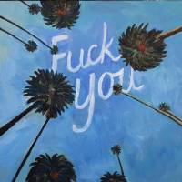 F@#k You Palms Art Prints & Posters by John Kilduff
