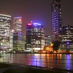 """Brisbane lights"" by gpinniger"