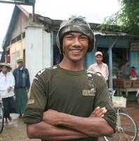 People of Myanmar/Burma