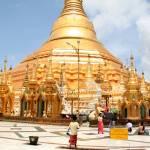 """Shwedagon Pagoda,  Yangong"" by gpinniger"