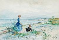 ANNA GARDELL-ERICSON, EXCURSION TO NORDERSTRAND, G