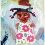 """My Little Angel Girl"" by ninaspencer"