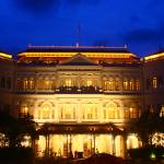 """City Singapore by Night, Raffles Hotel"" by sghomedeco"