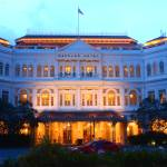 """""""City SingaporeArchitecture, Raffles Hotel"""" by sghomedeco"""