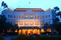 City SingaporeArchitecture, Raffles Hotel