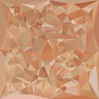 Fawn Brown Abstract Low Polygon Background