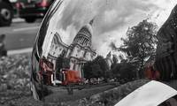St. Pauls in Reflection III