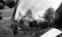 St. Pauls in Reflection II