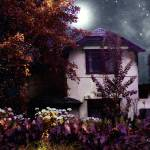 Autumn Night in the Country