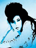 Love Amy Winehouse - Valerie - Pop Art