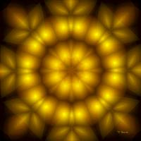 Golden Kaleidoscope