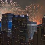 """Independence Day Fireworks 2015"" by NJPhotographer"