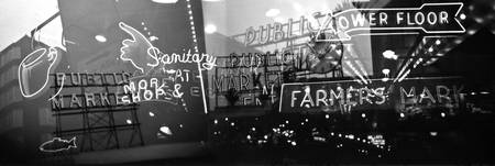 Pike Place Market Collage
