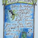 """Shine Your Light"" by ElizaArt"