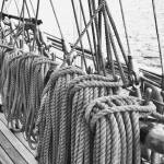 """Sagres Ropes II"" by PadgettGallery"