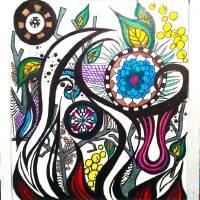 Five Ladies Art Prints & Posters by Sarah Geesey