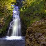 """Bridal Viel Falls"" by DrewCastelhanoPhotography"