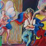 """""""Caution Live Faeries by RD Riccoboni"""" by BeaconArtWorksCorporation"""