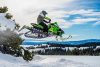 2016 Arctic Cat ZR 6000RR Air Time!