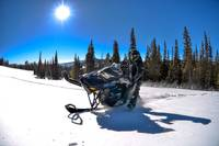 2016 Ski-Doo Renegade 800 Backcountry X