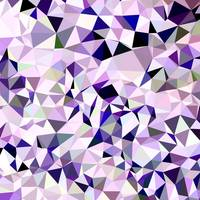 Blue Violet Abstract Low Polygon Background