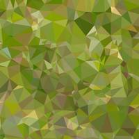 Sap Green Abstract Low Polygon Background