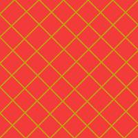gold strip pattern red