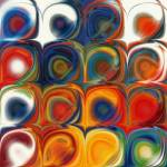 """Circles and Squares 43. Modern Abstract Fine Art"" by MarkLawrence"