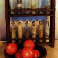 Kitchen Alchemy Art Prints & Posters by RC deWinter