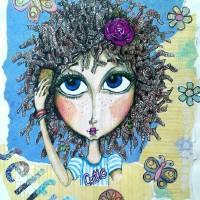 Lauren Art Prints & Posters by Carol Richardson