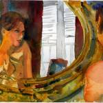 """Female Nude ART Print 