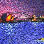 """Sydney Harbour"" by alanhogan"