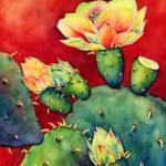 """""""Desert Bloom"""" by HaileyWatermedia"""