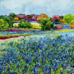 """Spring Impressions"" by HaileyWatermedia"