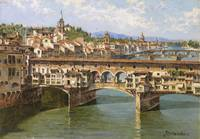 Antonietta Brandeis CZECH 1849 - 1920 THE PONTE VE