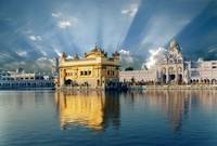 Golden Temple Shining