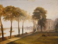 Joseph Mallord William Turner Paintings, Mortlake