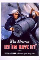 let em have it - Marine Corps recruiting poster fr