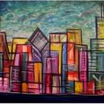 """1chicagoskyline"" by JulieMHolloway"