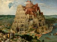 Pieter Bruegel the Elder,  The Tower of Babel (156