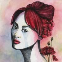 Je Ne Sais Quoi Art Prints & Posters by Marilou G. Frias